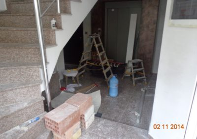 Проект - Стълбище