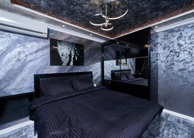 11 Интериорен дизайн-черно и бяло-Несебър