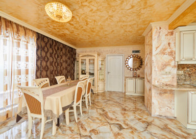 10 Decorative plaster – Gold and marble – Sonata, Pomorie