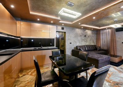 Interior design Apartment St.Vlas