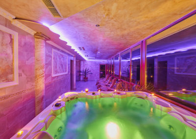 Hotel St. St. Peter and Pavel – Spa