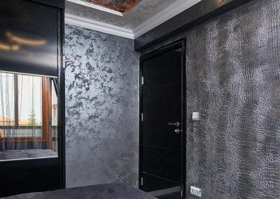 13-0 Интериорен дизайн-черно и бяло-Несебър