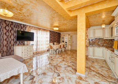 2 Decorative plaster – Gold and marble – Sonata, Pomorie
