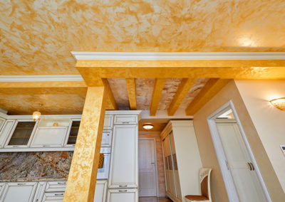 4 Decorative plaster – Gold and marble – Sonata, Pomorie