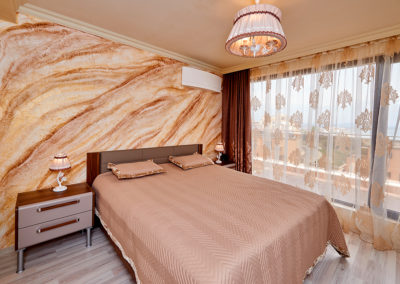 5 Decorative plaster – Gold and marble – Sonata, Pomorie