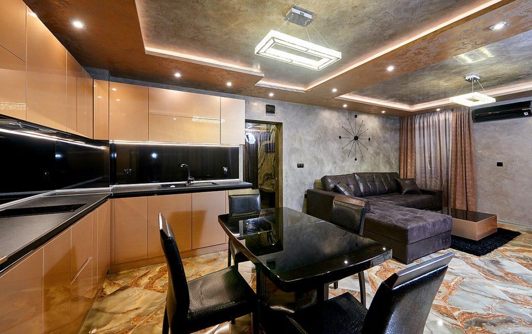 Дизайн интерьера квартира Св.Влас