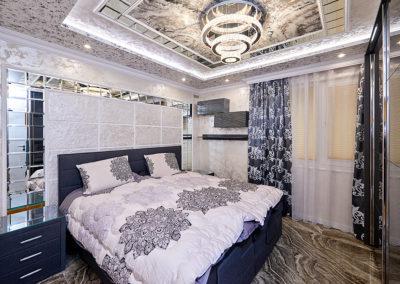 Дизайн и декоративни мазилки в частен дом – Поморие