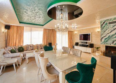 Дизайн, декораративни мазилки и обзавеждане на къща